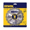 """IRWIN 14020 6-1/2"""" 18T Carb Blade"""