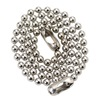 "Plumb Shop Div Brasscraft 223-990 Mp 15""Chr Stopper Chain"
