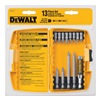 DEWALT DW2160 13Pc Screwdriving Set