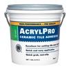 Custom Bldg Products ARL40001-2 Gal Wht Cer Tile Mastic