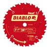 "Freud D0724A 7-1/4""x24T Saw Blade, Pack of 10"