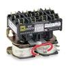 Square D 8965RO10V01 Hoist Contactor, 24VAC, w/Jumper Straps, 3P
