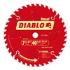 "Freud D0740A 7-1/4""X40T Saw Blade, Pack of 10"