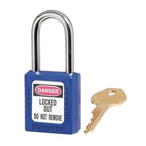 Master Lock 410BLU