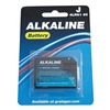 Approved Vendor 4LW13 Battery, J, Alkaline, 6V