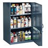 Durham 056-95 Storage Cabinet Gray,  32-3/4 Overall Height,  Welded
