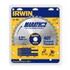 "IRWIN 14080 12"" 40T Carb Tip Blade"