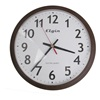 Geneva 5H350 Clock, Electric, Round