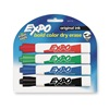 Sanford 83174K Marker, Dry Erase, Chisel, PK4