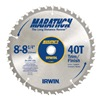 """IRWIN 14053 8-1/4"""" 40T Carb Blade"""