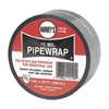 William H Harvey 014100 2X100Blk Poly Pipe Wrap