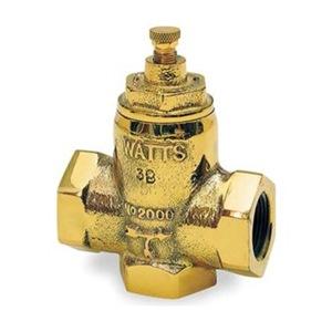 """Watts Water 2000 1"""""""