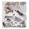 Westward 3VA98 SAE and MetricMaster Tool Set Number of Pieces: 280,  Primary Application: General Purpose