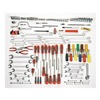 Proto J99660 SAEFacility Maintenance Tool Set Number of Pieces: 148