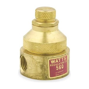 """Watts Water 560 1/4"""""""