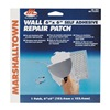 Marshalltown DP8 Drywall Patch, 8 x 8 Inches, Self Adhesive