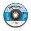 Weiler 50825 Arbor Mount Flap Disc, 7in, 80, Medium