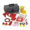 Prinzing LK112E PortableLockout Kit, Filled, Electrical, 51
