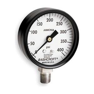 Ashcroft 25 1005M XRG 02L 400 PSI