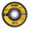 DEWALT DW8309 4-1/2x7/8 80G Flap Disc