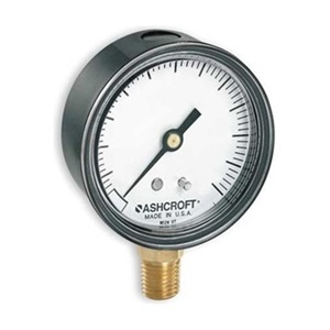 Ashcroft 63 3005PHL 02L 600 PSI