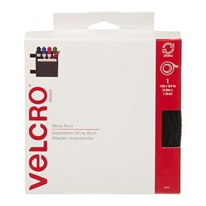 Velcro Usa Inc Consumer Pdts 3/4x15 BLK Velcro Tape