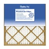 Flanders Corporation 81555 20x20x1Bas Pleat Filter, Pack of 12