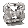 Sandpiper HDF2 DV6S Double Diaphragm Pump, Air Operated, 2 In.