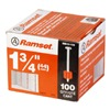 Ramset 00747 100Pk.300X3/4 Knurl Pin