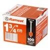 Ramset 00759 100Pk.300X1Dr Knurl Pin