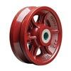 Hamilton W-8-V-1 Caster Wheel, 8 D x 2-3/4 In. W, 2500 lb.