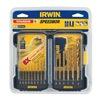 IRWIN 3018009 15Pc Titan Pro Bit Set