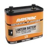 Rayovac 926 Lantern Battery, Industril, 12V, Screw Term