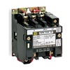 Square D 8502SCO2V03 NEMA Contactor, 240VAC, 27A, Size1, 3P, Open