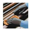 Showa Best CHMM-08 Chemical Resistant Glove, 26 mil, Sz 8, PR