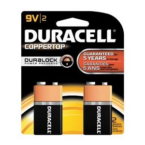 Duracell MN1604B2Z