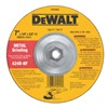 DEWALT DW4999 7X1/4X5/8-11 Cent Wheel