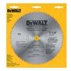"""DEWALT DW3329 7-1/4""""68T Stl Saw Blade"""