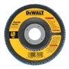 DEWALT DW8310 4-1/2X7/8 120G Flapdisc