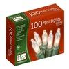Noma/Inliten-Import 40004-88 HW 100CT CLR LGT Set
