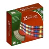 Noma/Inliten-Import 55131-88 HW18'Multi Rope LGT Set