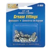 Plews-Edelmann 11955 8PK Grease FittingASSTD