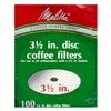 Melitta 628354 100Pk Disc Coffeefilter