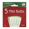 NOMA 1265-2-88 HW 5PK CLR Repl Bulb