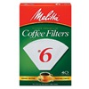 Melitta 626402 40Ct #6 Wht Cone Filter