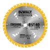 """DEWALT DW3184 8-1/4"""" 40T Saw Blade"""