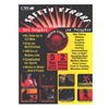 Cmi Inc 20101-036T RED Safety Strobe Light, Pack of 12