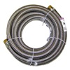 """Watts Water WTS-SPCC120-44 1/4"""" Compression x 120"""" SS Ice Maker Connector"""