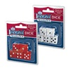 Patch Products Inc 1454 Imperial 5PK WHT Dice