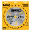 """DEWALT DW3178 7-1/4"""" 24T Framin Blade"""